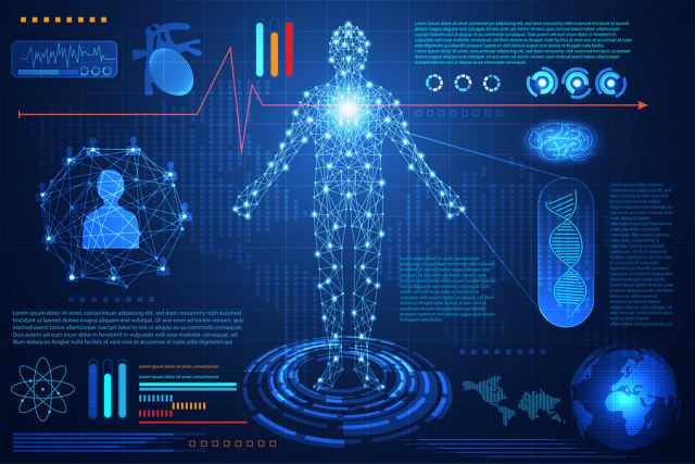Artificial intelligence in healthcare, pharmaceuticals and sports