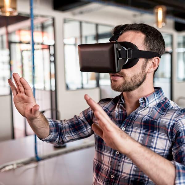 Virtual Reality Development Company - VR App Development Services