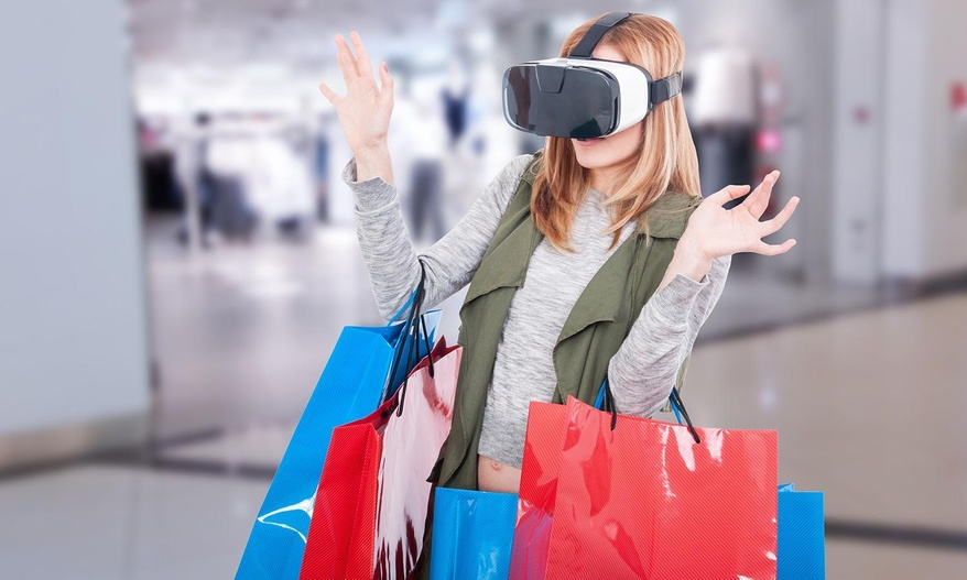 VR and AR in shopping and e-commerce