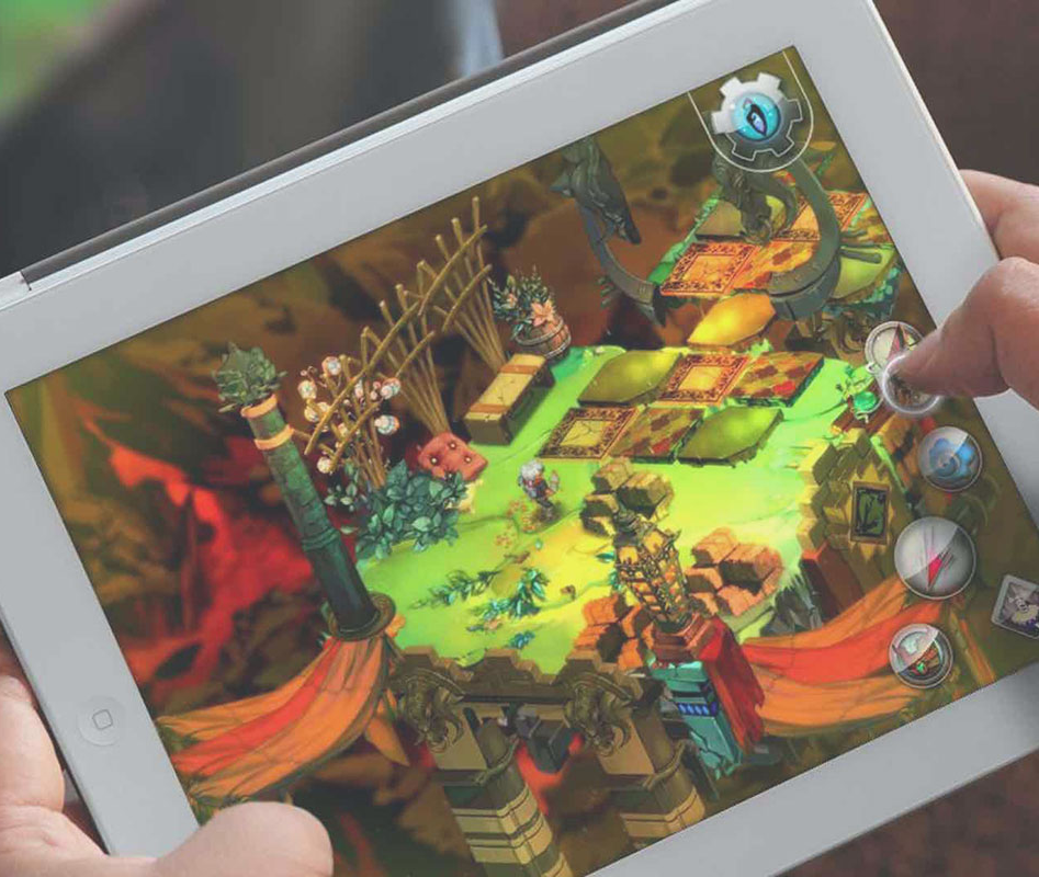 Mobile Game Development For IOS services