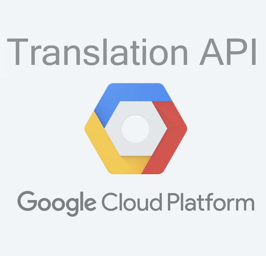 Translation API Google Cloud Platform