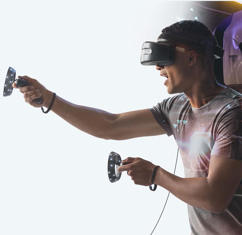 VR game development