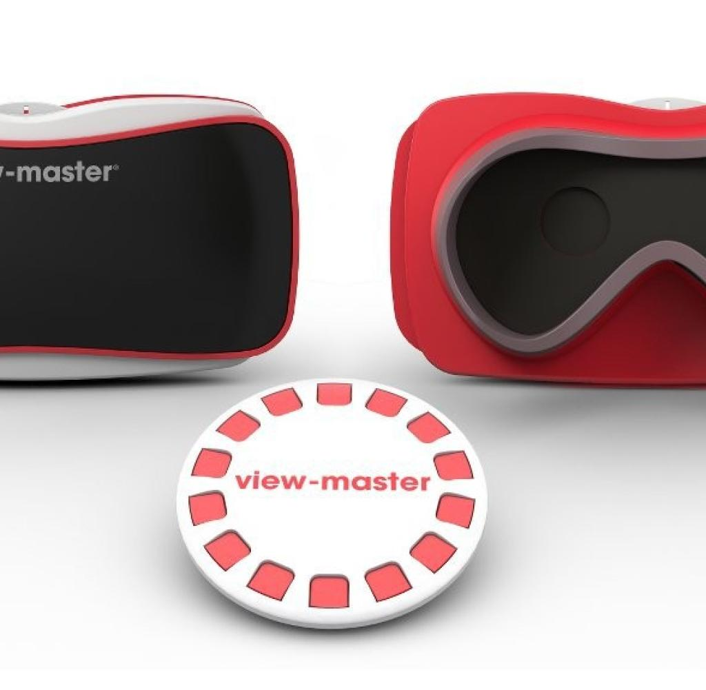 View-Master: Virtual reality should also be introduced into the children's room. In February 2015, Mattel therefore presented a new edition of the View Master in cooperation with Google. The glasses work similar to the cardboard. In other words, the user pushes a smartphone into it and dives into the virtual world via an app. So that children in particular do not spend too long with the view master, Mattel has deliberately dispensed with straps. Cost: $ 15.
