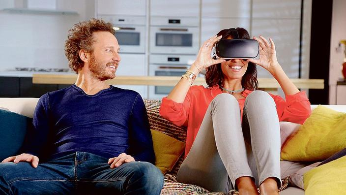 Television takes over virtual reality