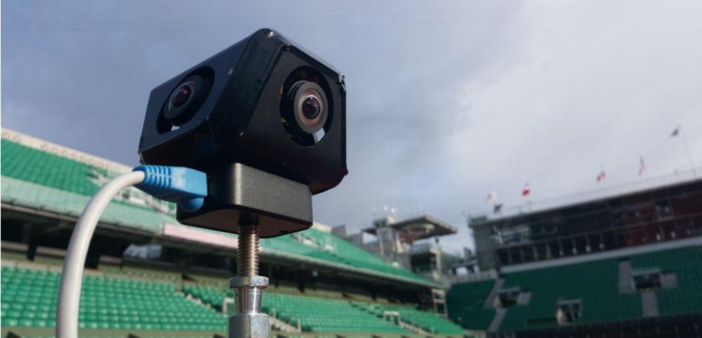 La caméra Orah 4i
